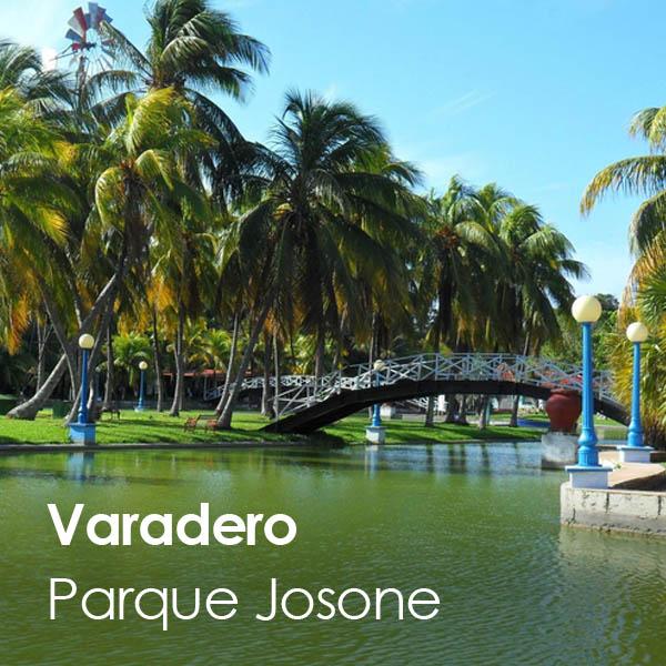 Varadero - Parque Josone