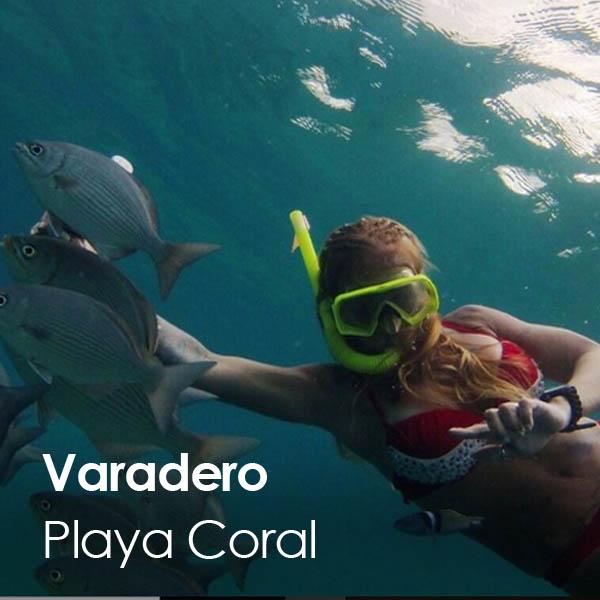 Varadero - Playa Coral