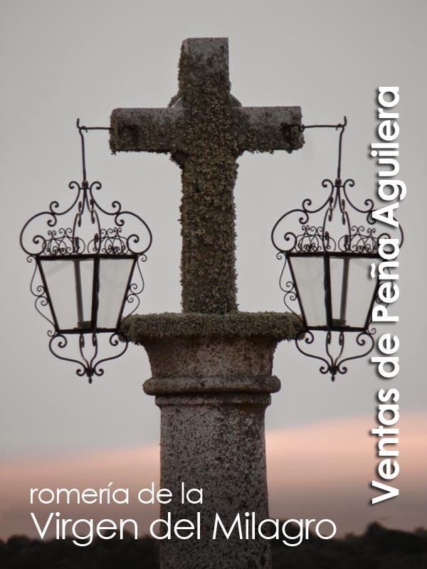 Ventas Peña Aguilera - romería Virgen del Milagro