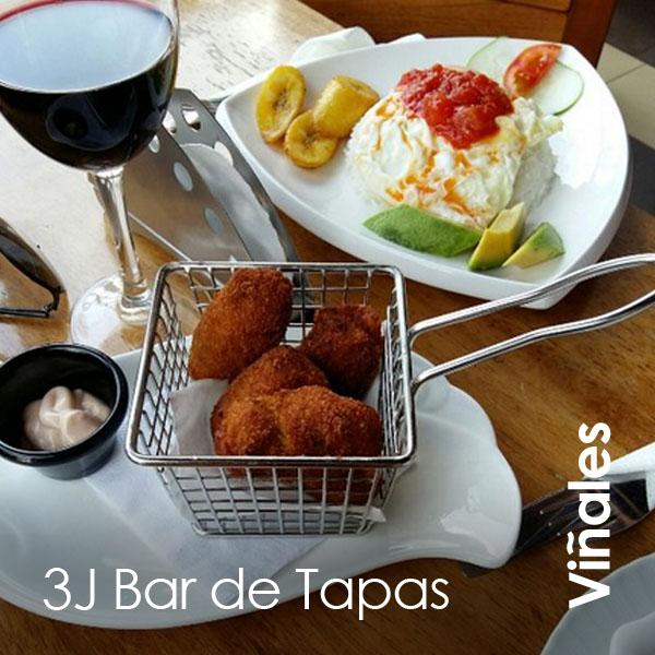 Viñales - 3J Bar de Tapas