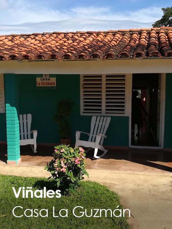 Viñales - Casa La Guzmán