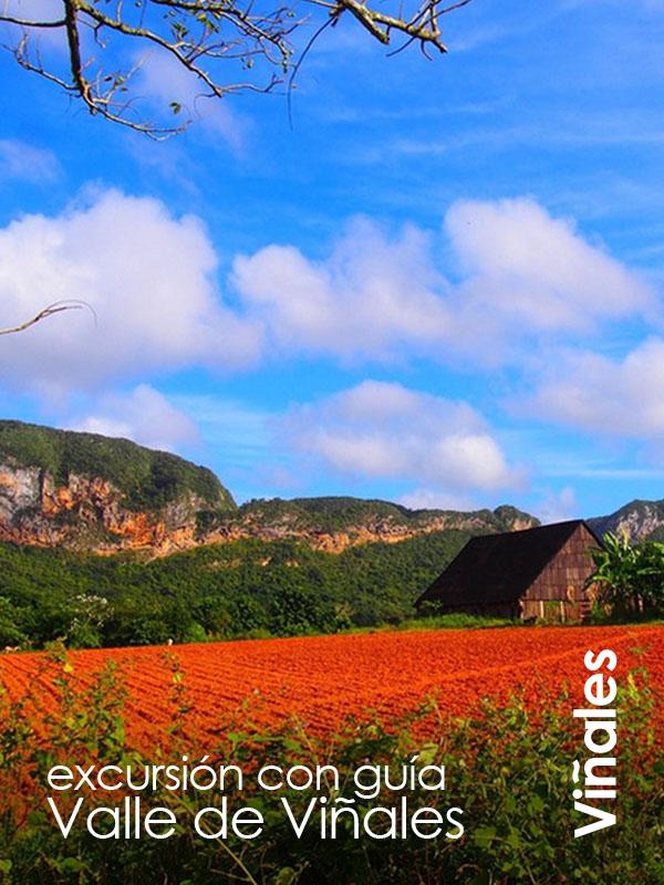 Viñales - Excursión al Valle de Viñales