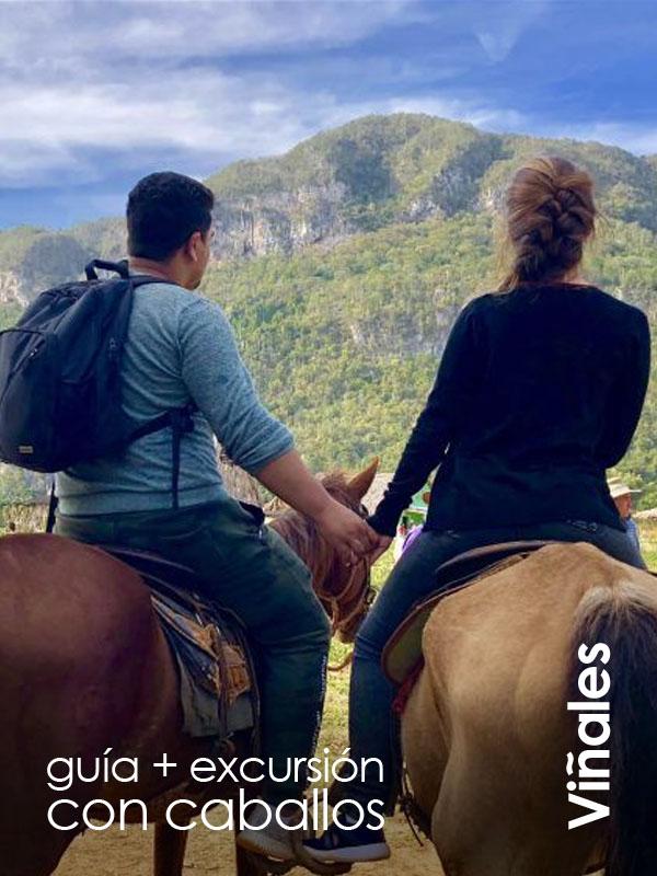 Viñales - excursión con caballos