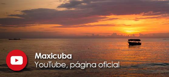 YouTube-Maxicuba (página oficial)