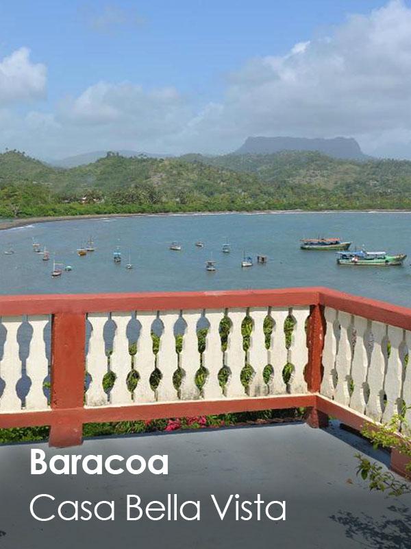 Baracoa - Bella Vista