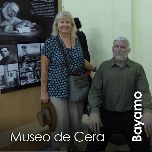 Bayamo - Museo de Cera