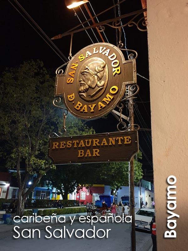Bayamo - San Salvador de Bayamo