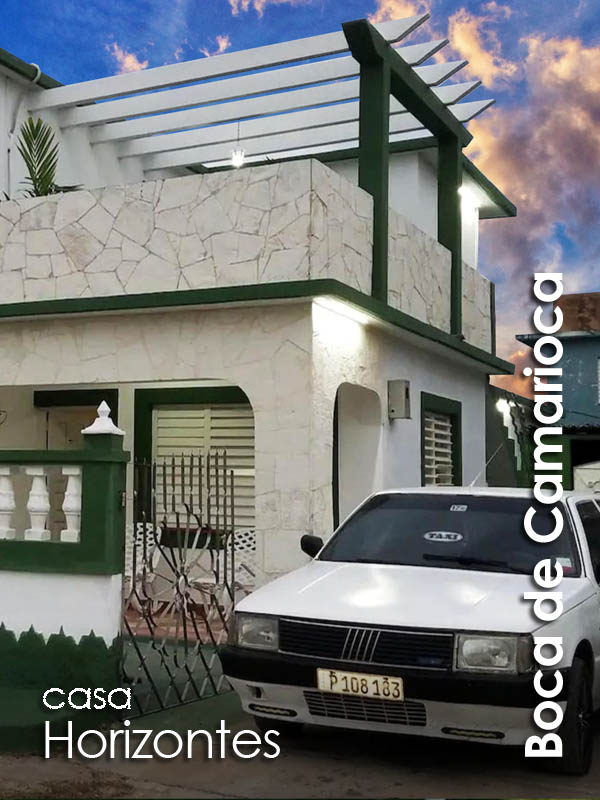 Boca de Camarioca - Horizontes