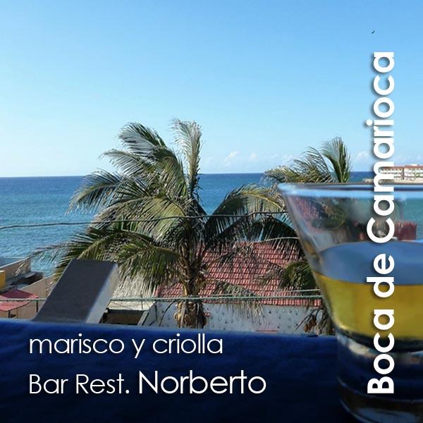 Boca de Camarioca - Norberto