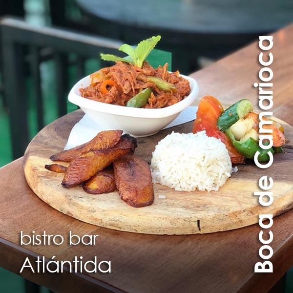 Boca de Camarioca - bistro bar Atlantida