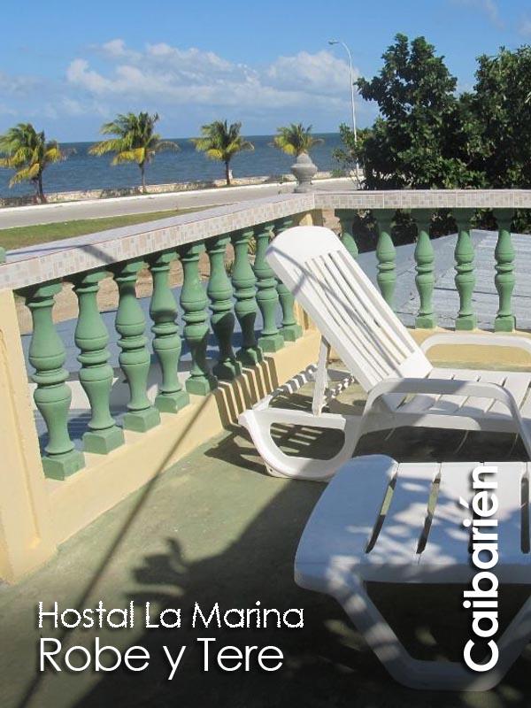 Caibarien - Hostal La Marina Robe y Tere