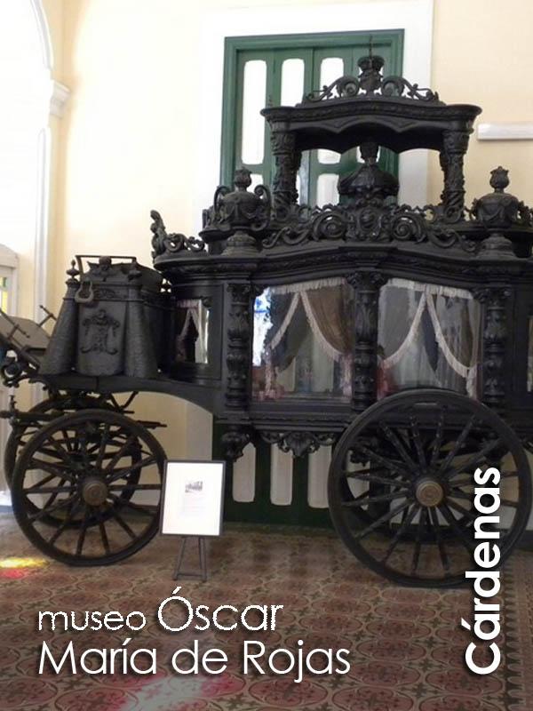 Cardenas - Museo Oscar Maria de Rojas