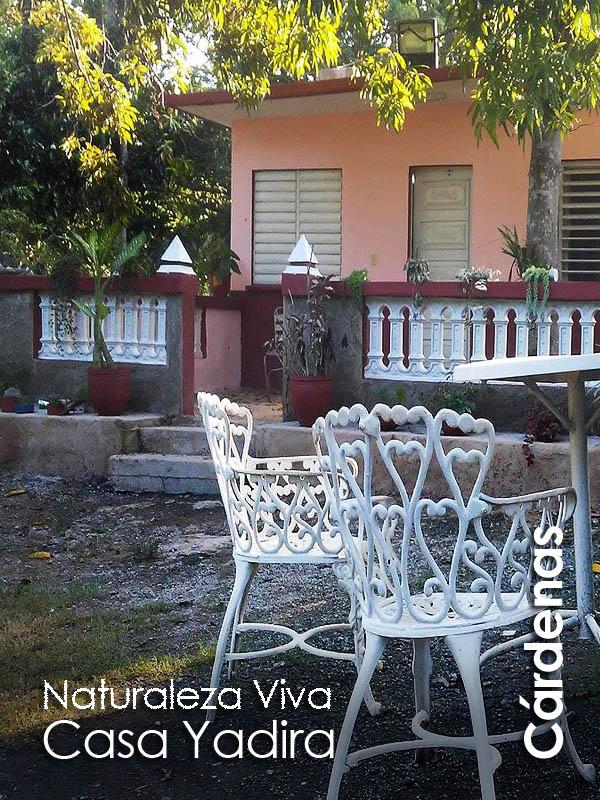 Cardenas - Naturaleza Viva, Casa Yadira