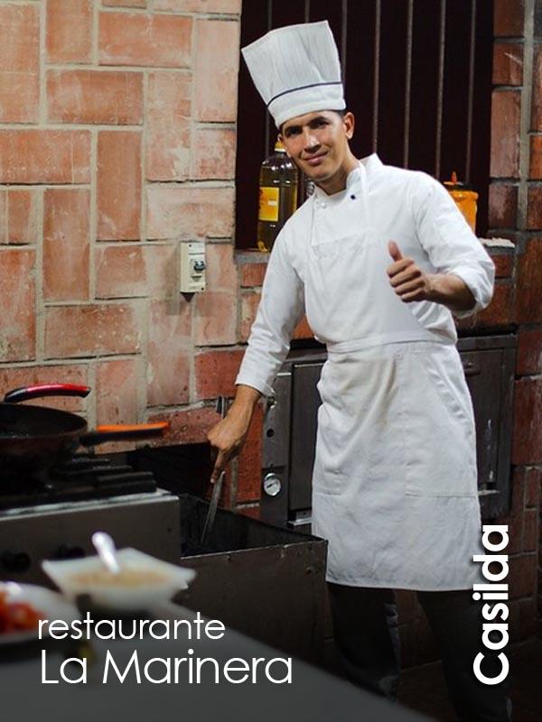 Casilda - restaurante La Marinera