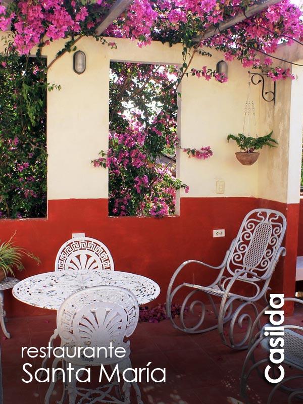 Casilda - restaurante Santa Maria
