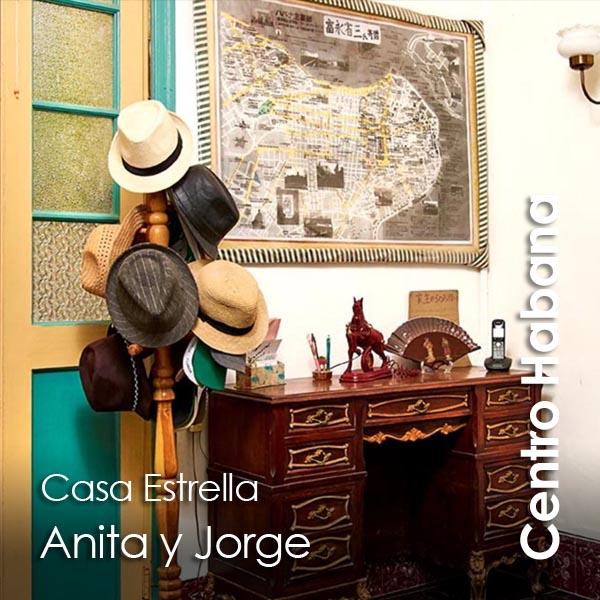 Centro Habana - Estrella Anita y Jorge