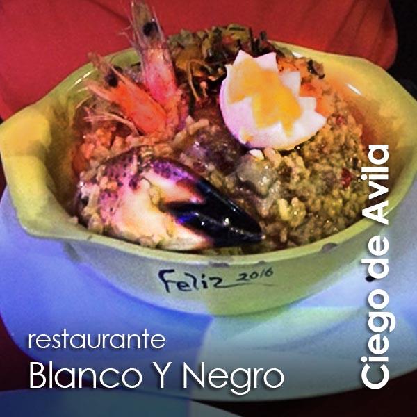 Ciego de Avila - Blanco Y Negro