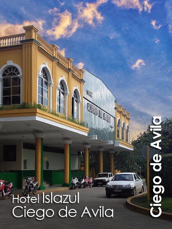 Ciego de Avila - Hotel Islazul Ciego de Avila
