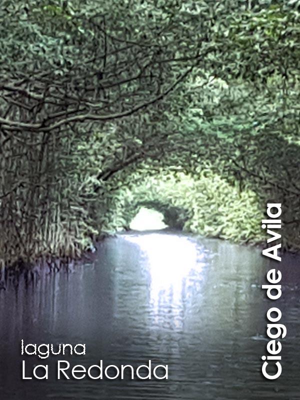 Ciego de Avila - laguna La Redonda