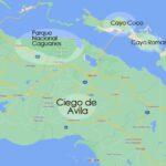 Ciego de Avila (mapa)