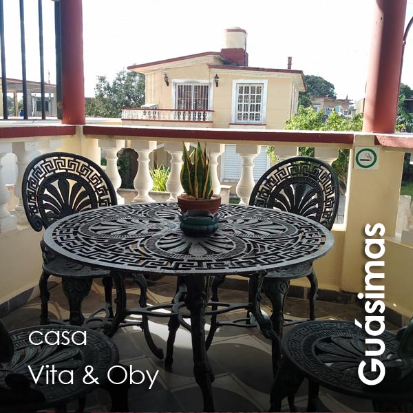 Guasimas - Vita & Oby
