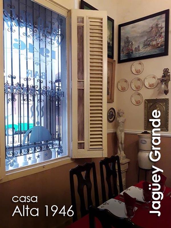 Jaguey Grande - Casa Alta 1946