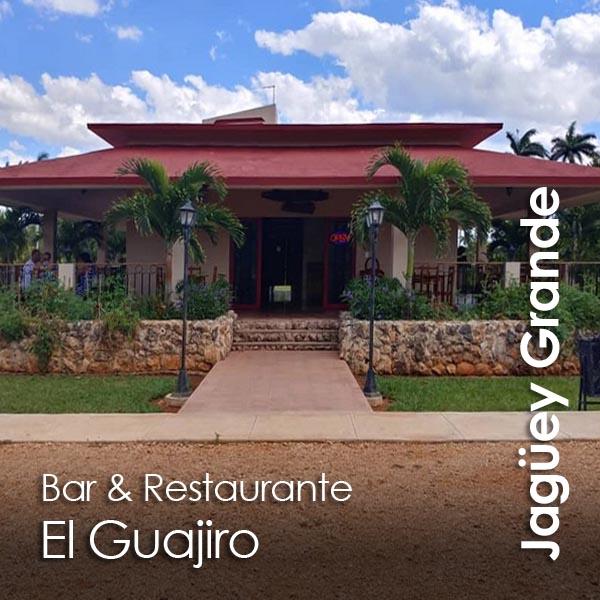 Jaguey Grande - Bar & Restaurante El Guajiro