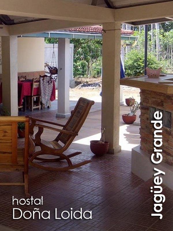 Jaguey Grande - Hostal Dona Loida