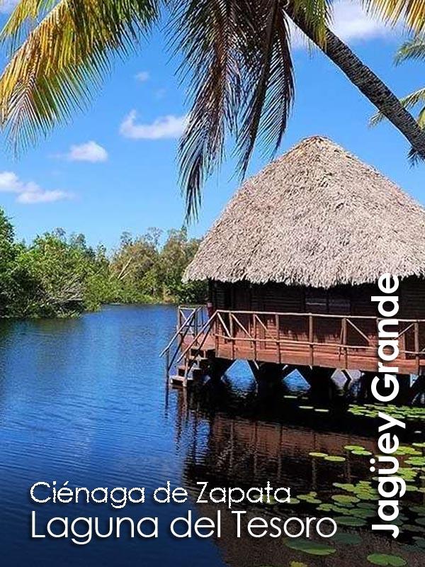 Jaguey Grande - Laguna del Tesoro