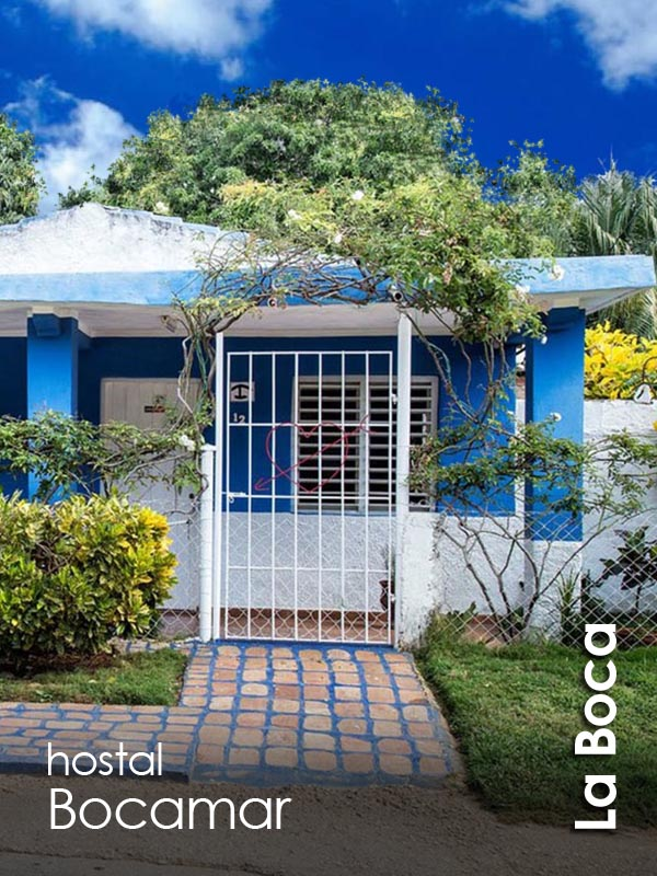 La Boca - Hostal Bocamar