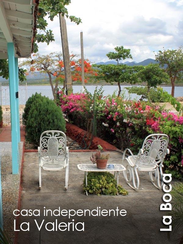 La Boca - Hostal La Valeria Casa independiente