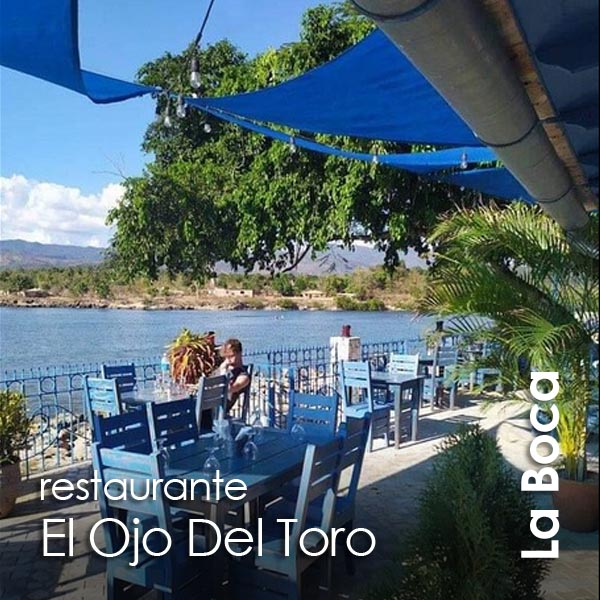 La Boca - restaurante El Ojo Del Toro