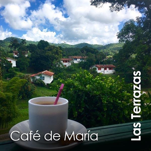 Las Terrazas - Café de María