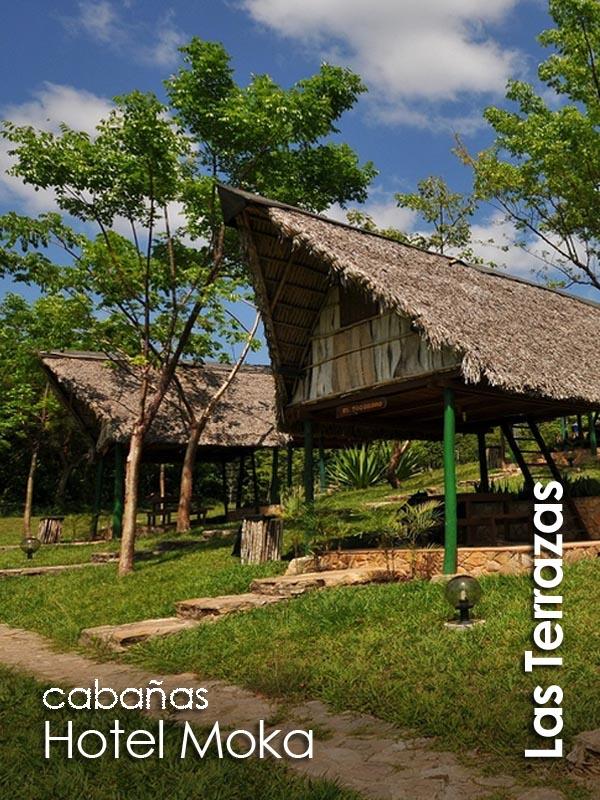 Las Terrazas - cabanas Hotel Moka