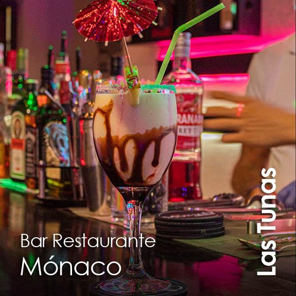 Las Tunas - bar restaurante Monaco