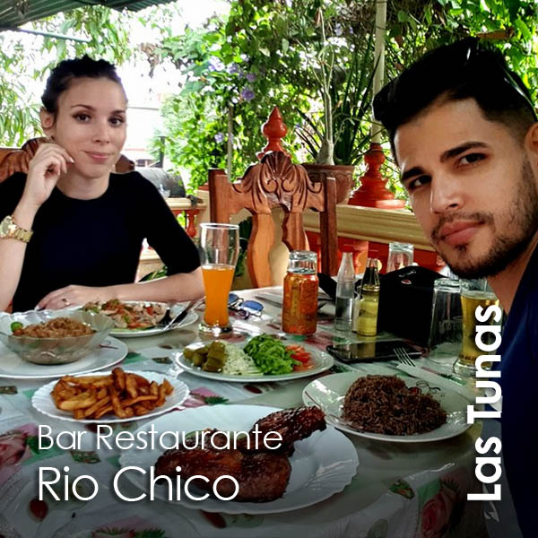 Las Tunas - bar restaurante Rio Chico