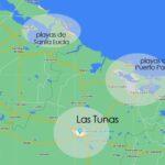 Las Tunas (mapa)