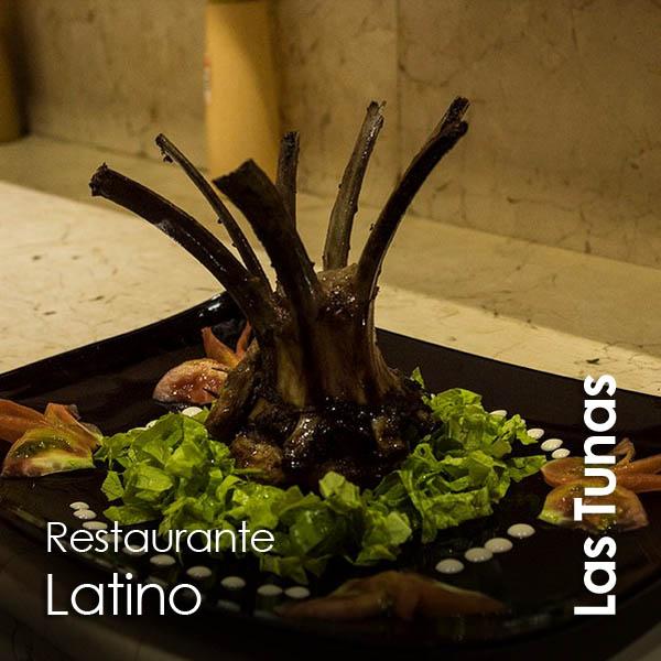 Las Tunas - restaurante Latino