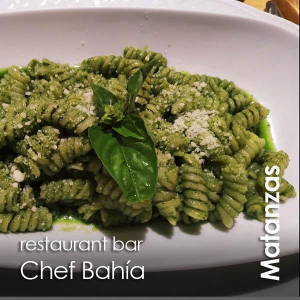 Matanzas - Chef Bahía