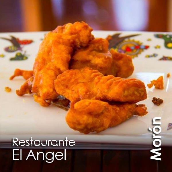 Moron - El Angel