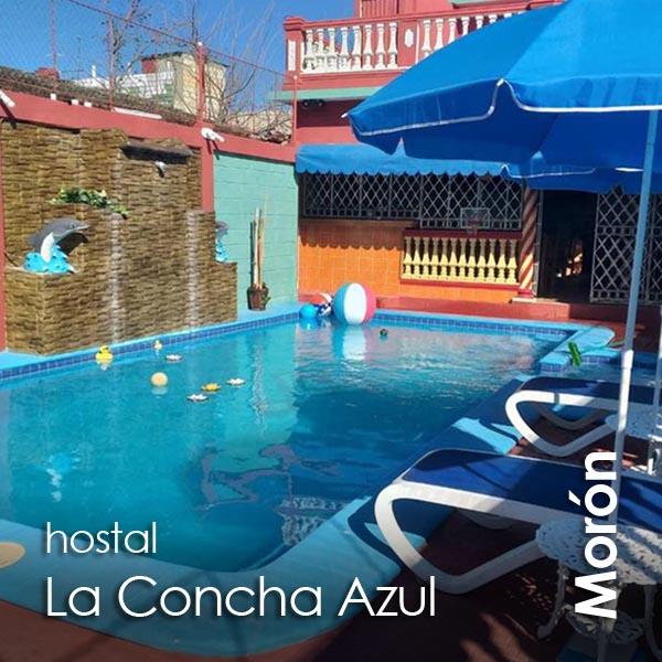 Moron - La Concha Azul
