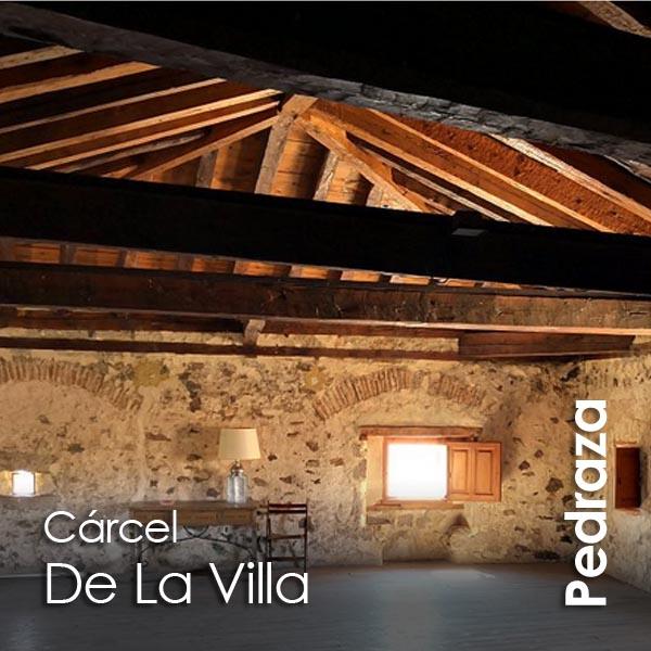 Pedraza - Carcel de la Villa