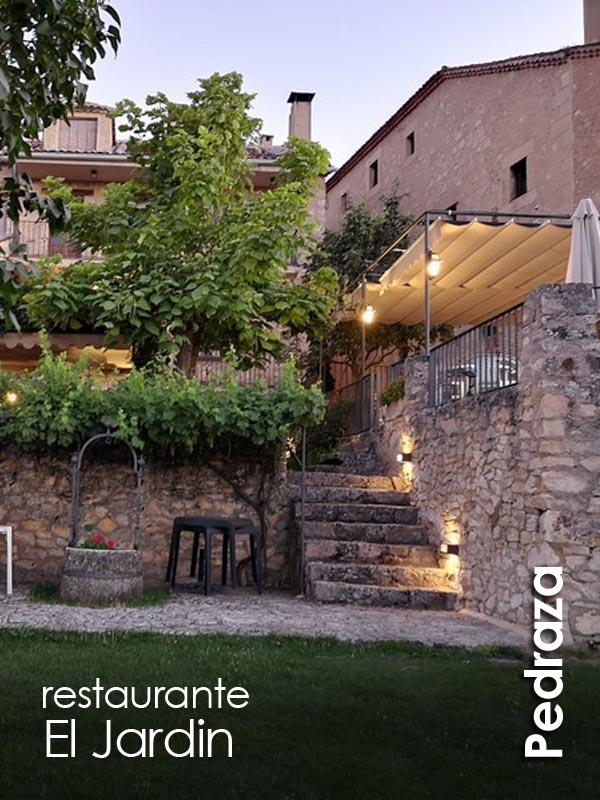 Pedraza - El Jardin