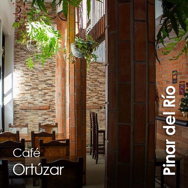 Pinar del Rio - cafe Ortuzar