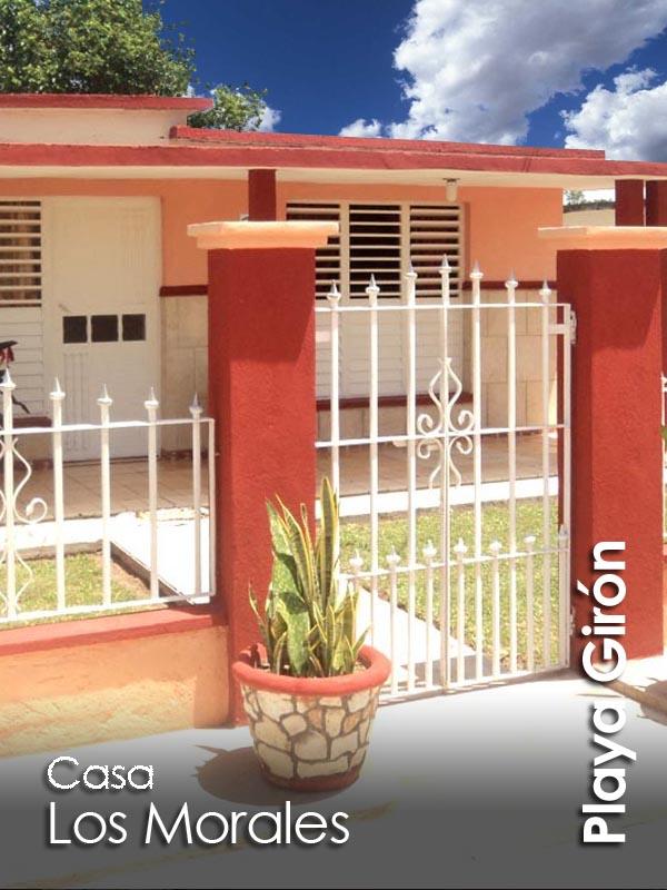 Playa Giron - Los Morales