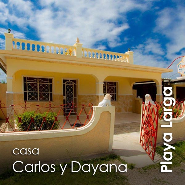Playa Larga - Carlos y Dayana