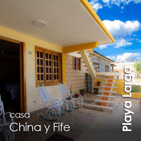 Playa Larga - China y Fife