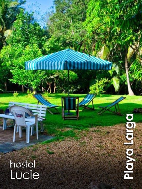 Playa Larga - Hostal Lucie