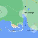 Playa Larga (mapa)