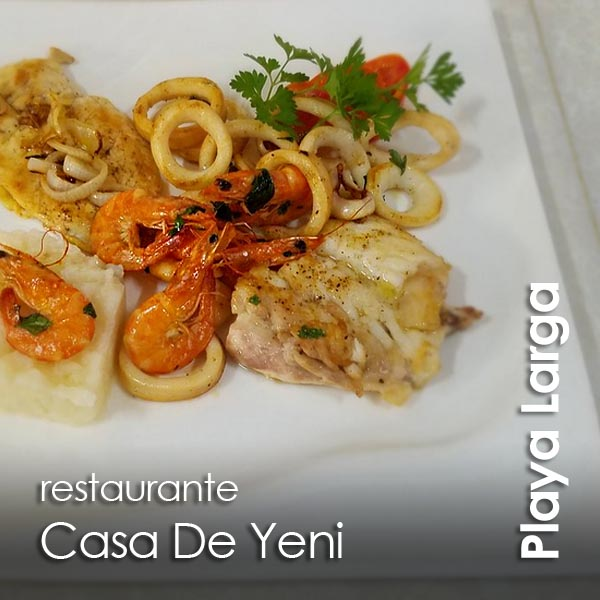 Playa Larga - restaurante Casa De Yeni